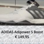 ADIDAS adipower S boost