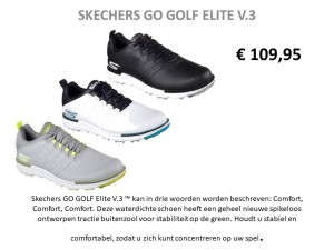 Skechers GO GOLF Elite V