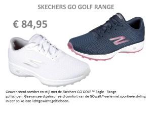 Skechers GO GOLF range